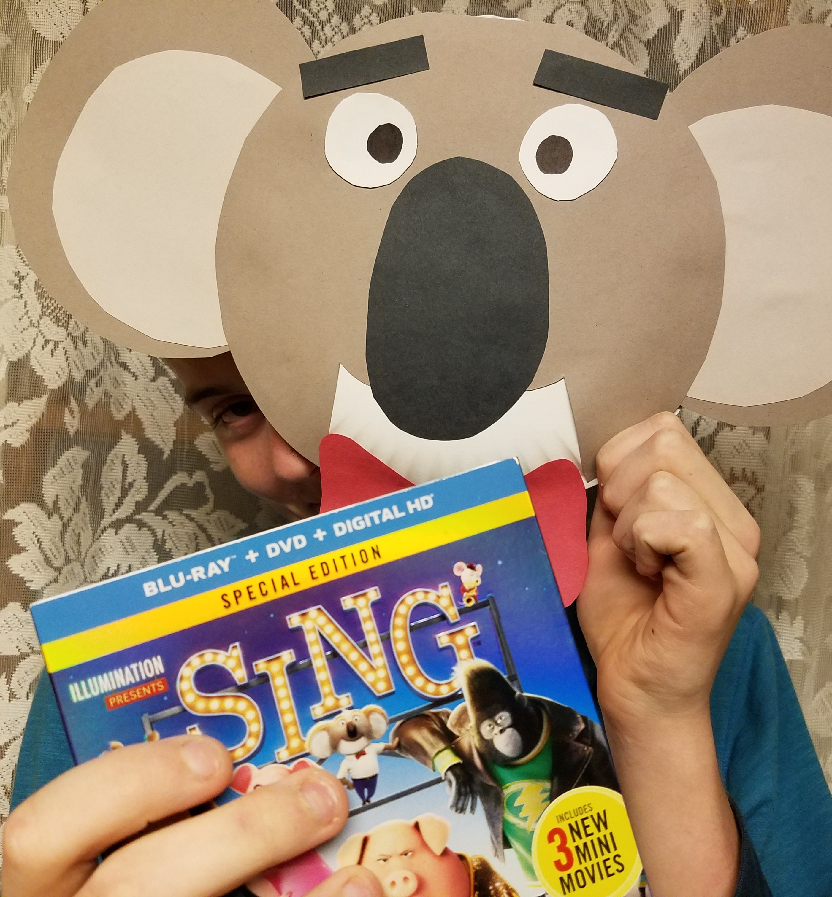 Applause-worthy Ideas for SING Family Movie Night Rural Mom
