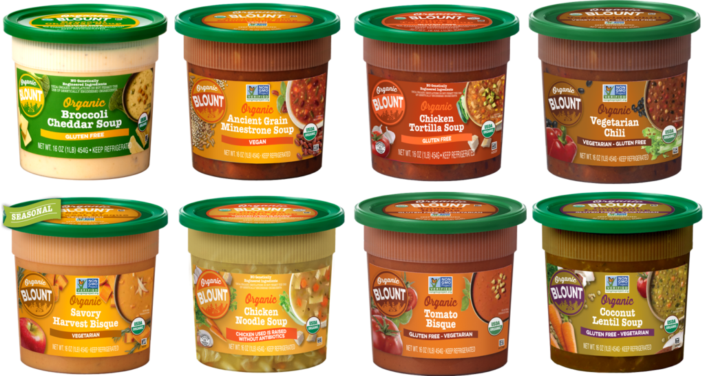 Eat Farm Fresh - Blount Organic Soups