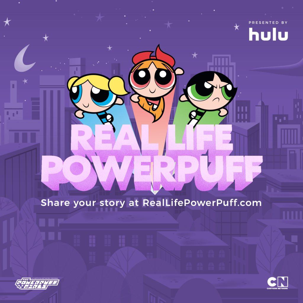 Hulu is Celebrating Real Life Powerpuff Girls!