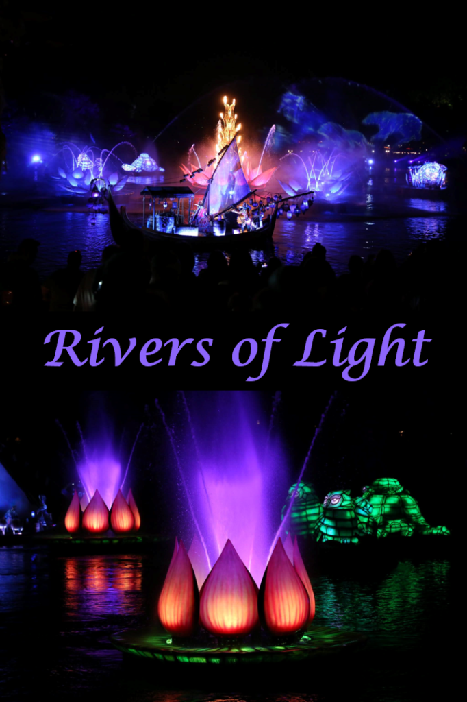 Nature's New Celebration - Animal Kingdom Rivers of Light