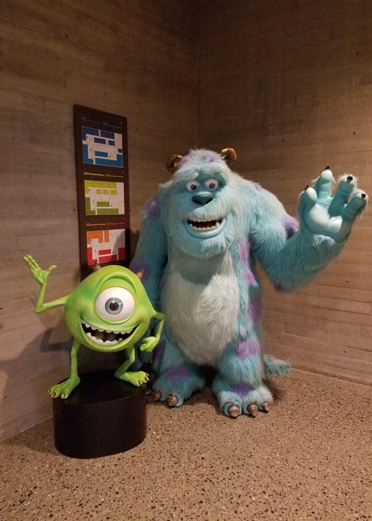 Inside Pixar Animation Studios
