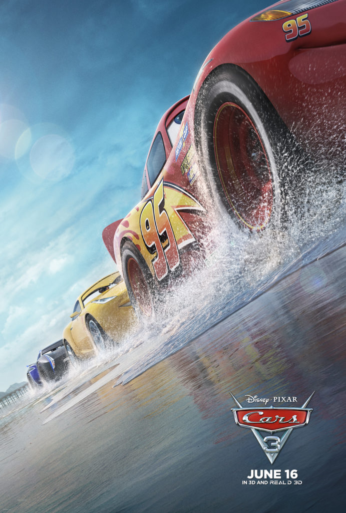 CARS 3 from Start to Finish! #Cars3Event