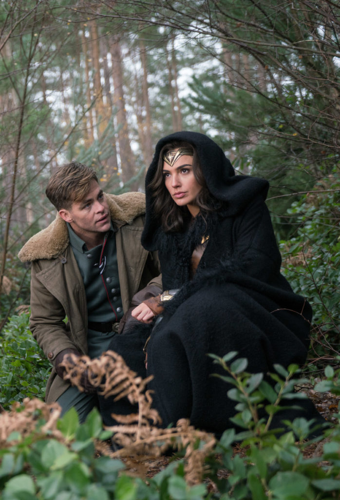 The hero the world needs - Wonder Woman Preview