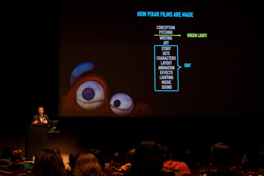 Behind the story of LOU | PIXAR Short #Cars3Event