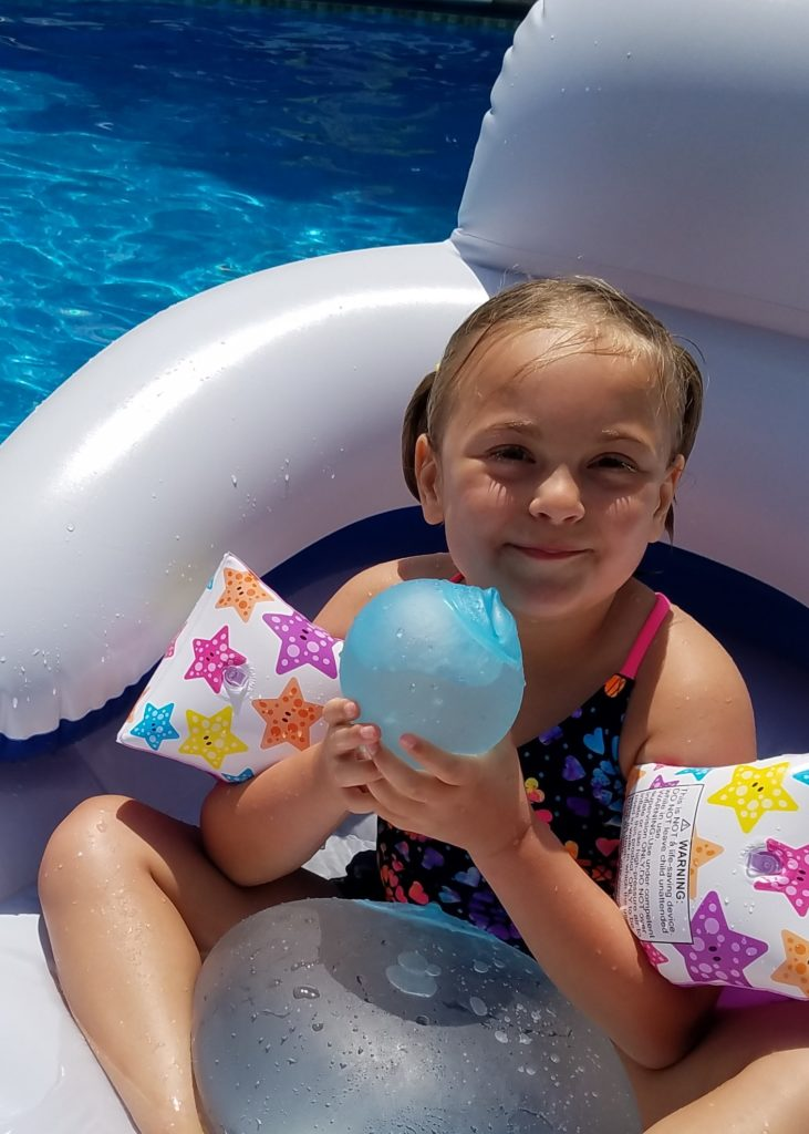 Summertime Fun with Water Wubble