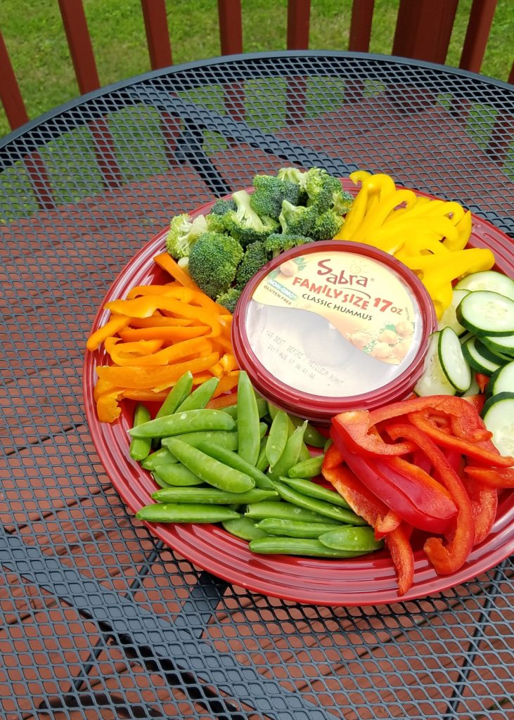 Summer Celebrations and Sabra Hummus #SummerGrilled