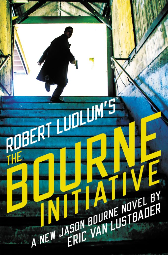 The Bourne Initiative Giveaway!