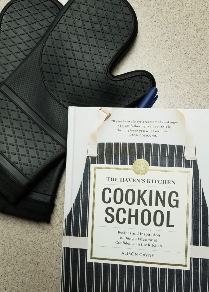 Cook With Confidence | The Haven's Kitchen Cooking School