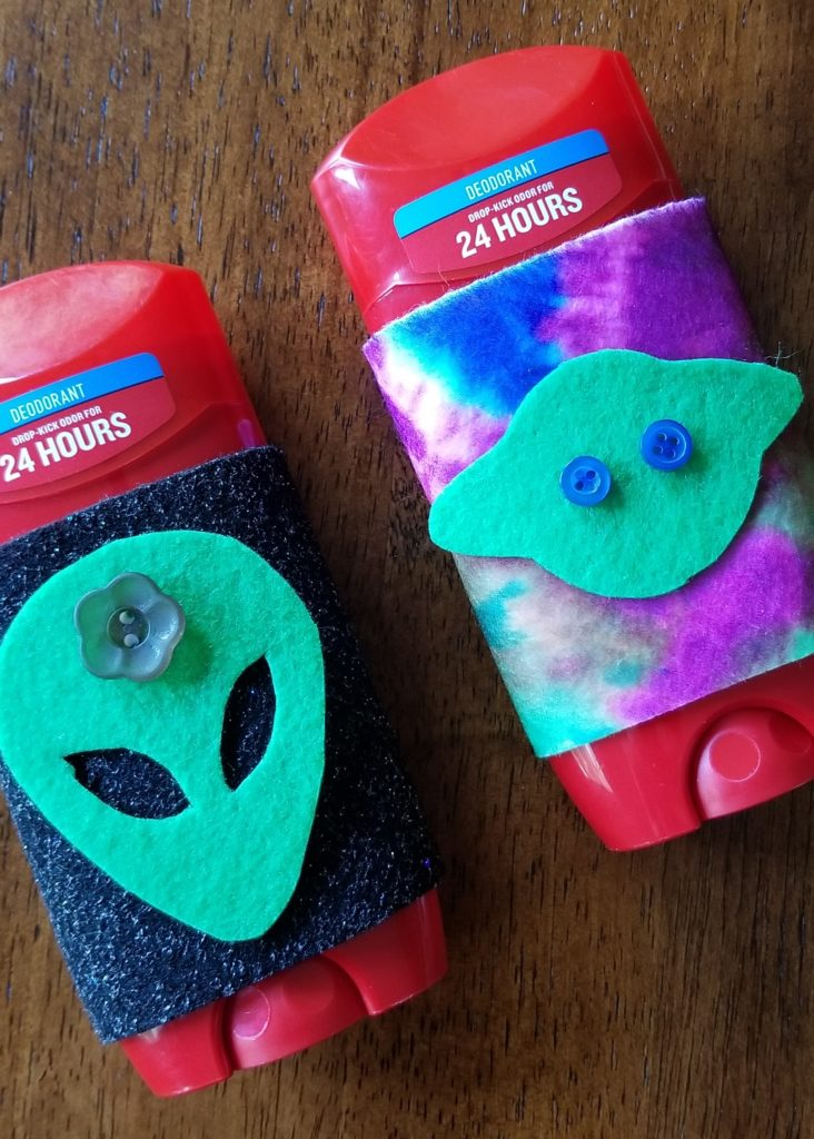 Wild New Crafty Ways to Tame Teen Hygiene
