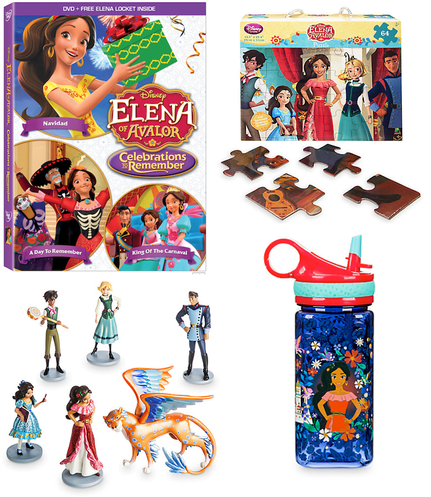 Celebrations to Remember with Elena Of Avalor