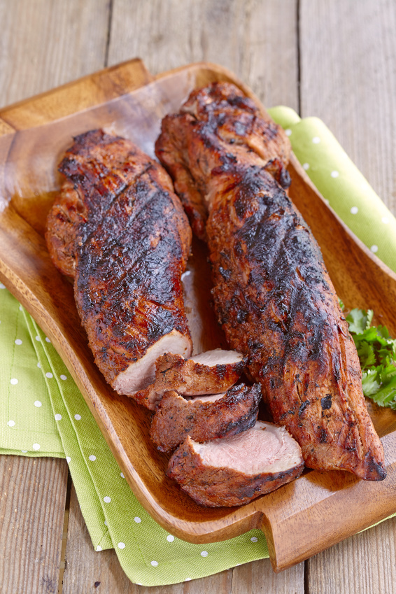 Grilled Pork Tenderloin - Farm Fresh Meats and Bargain Prices with Zaycon Fresh