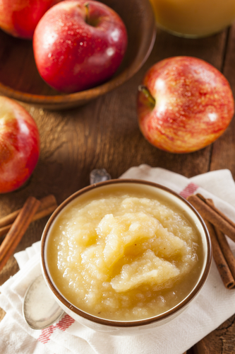 Quick and Easy Farm Fresh Applesauce Recipe
