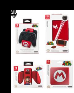 Nintendo Switch Mario Odyssey Bundle