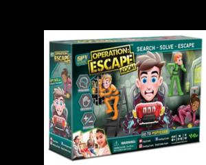 Operation:Escape Room
