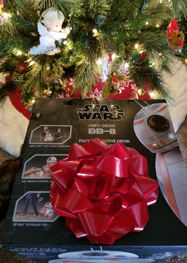 Star Wars: The Last Jedi Hero Droid BB-8 Giveaway!