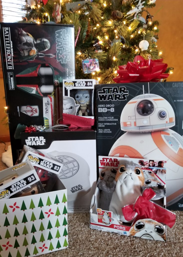 It's no Jedi mind trick, These are the Star Wars Gifts You are Looking For!