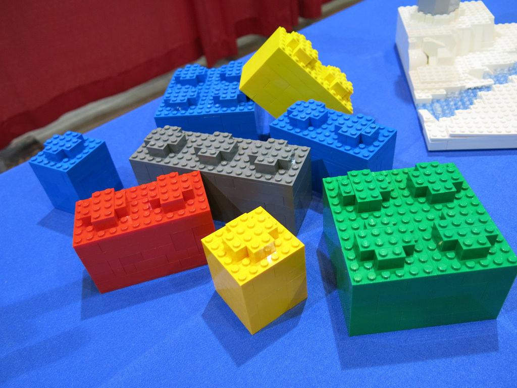Louisville BrickUniverse LEGO Fan Convention