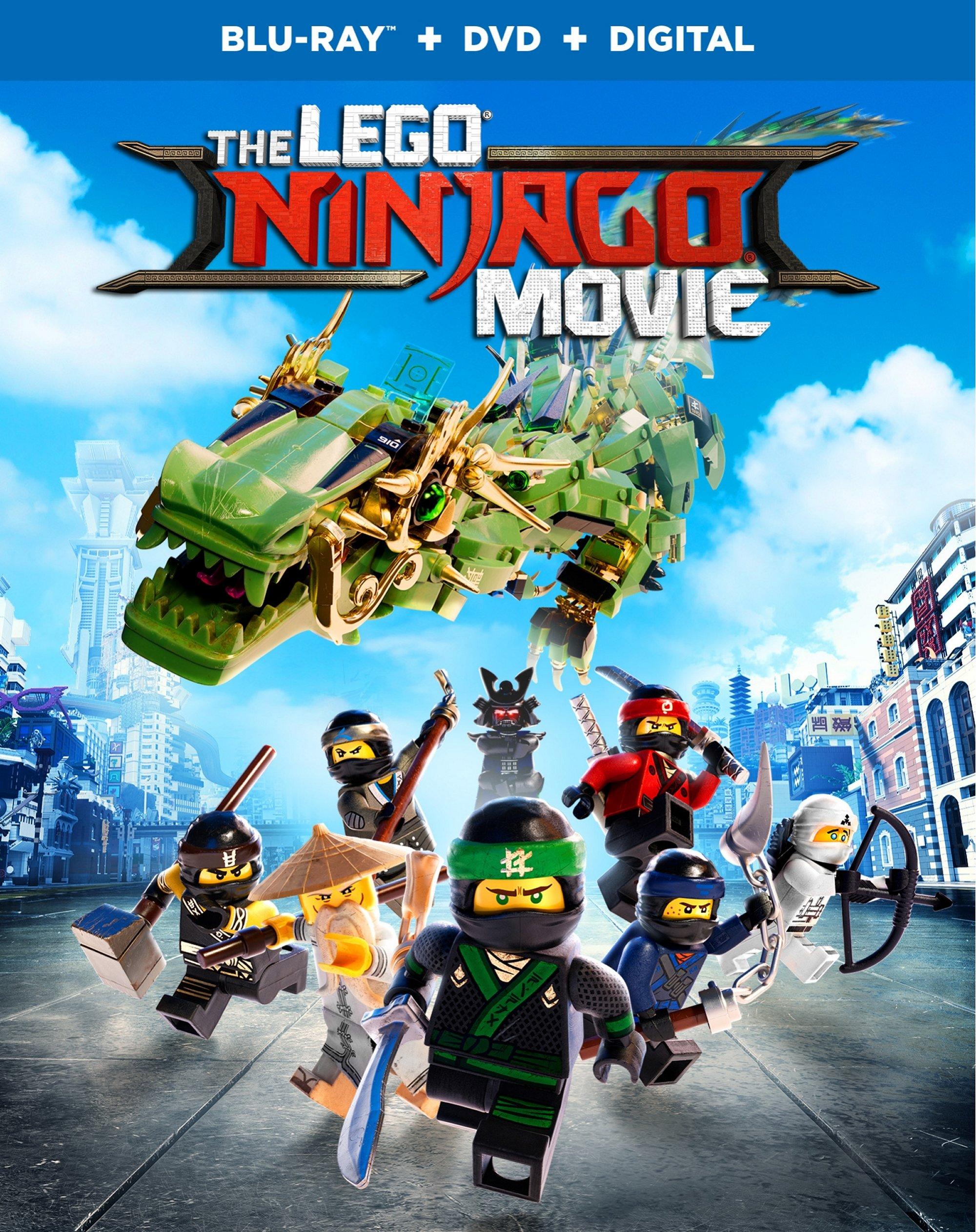 The lego ninjago movie rural mom - Photo lego ninjago ...
