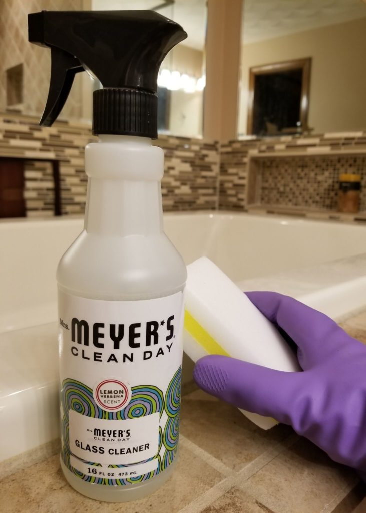 Bathroom Spring Cleaning Checklist and Tips (with Living Mindful!)