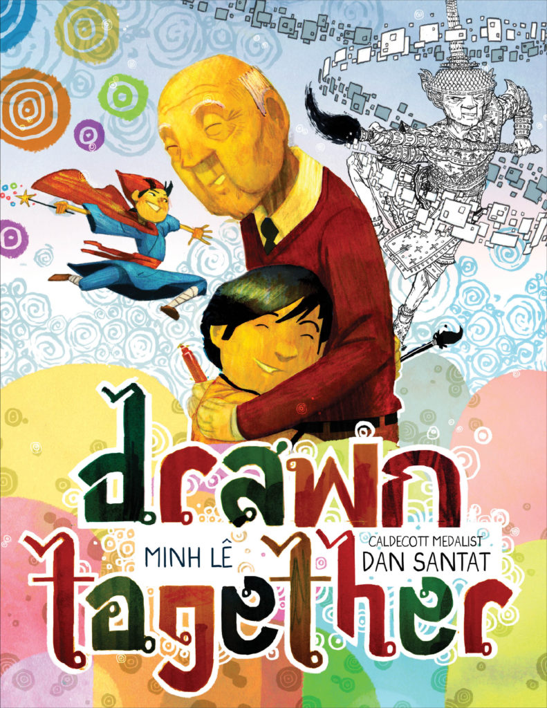 Drawn Together (Giveaway)