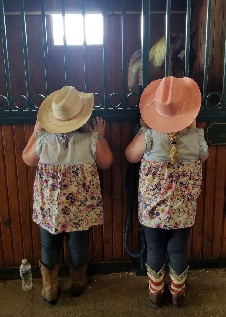 Celebrating BreyerFest at the Kentucky Horse Park
