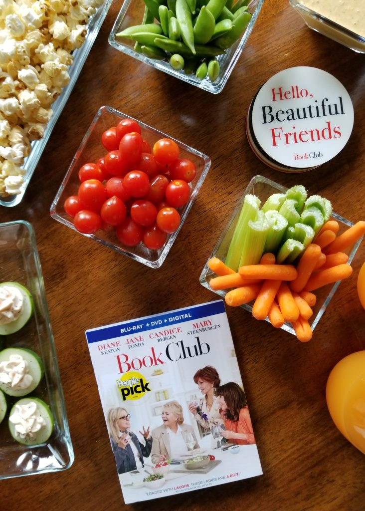 Girls' Night In with BOOK CLUB