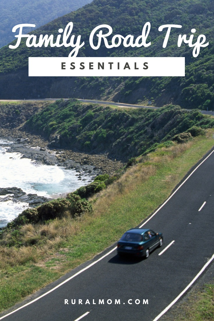 Family Road Trip Essentials