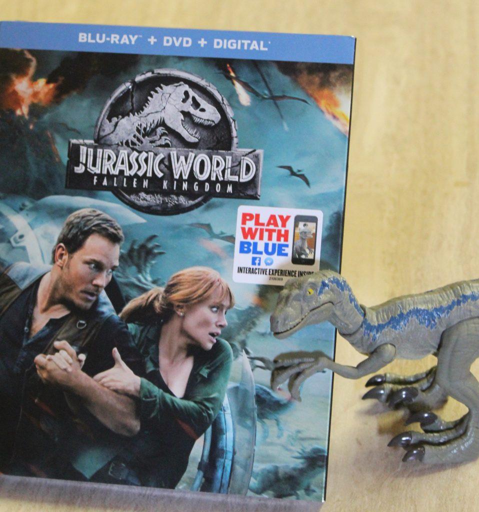 Dino-riffic Jurassic World: Fallen Kingdom Family Movie Night