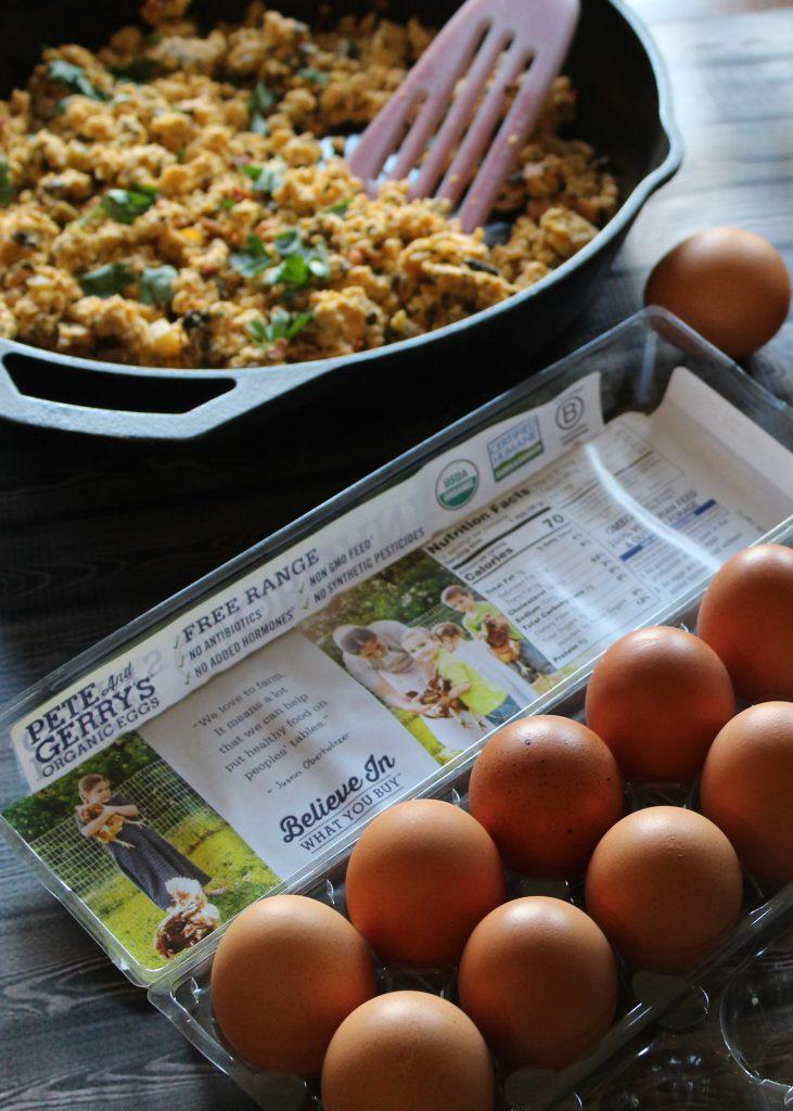 Farm Fresh Breakfast in a Flash
