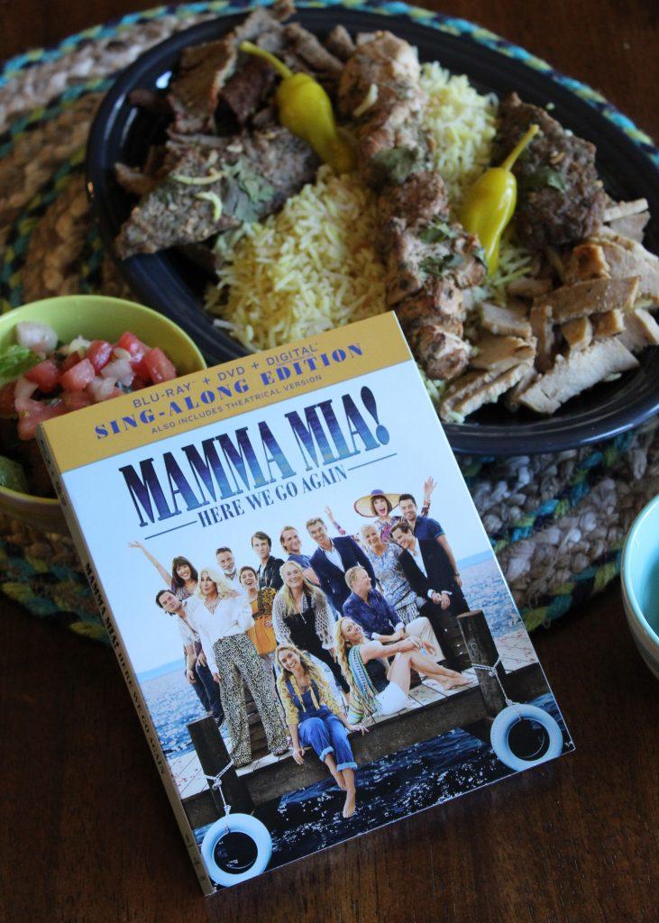 Family Movie Night Pick: MAMMA MIA! Here We Go Again