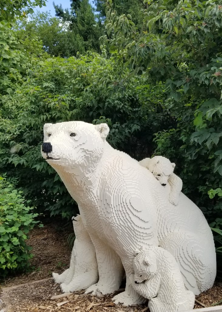 Nature Connects with LEGO at the Louisville Zoo