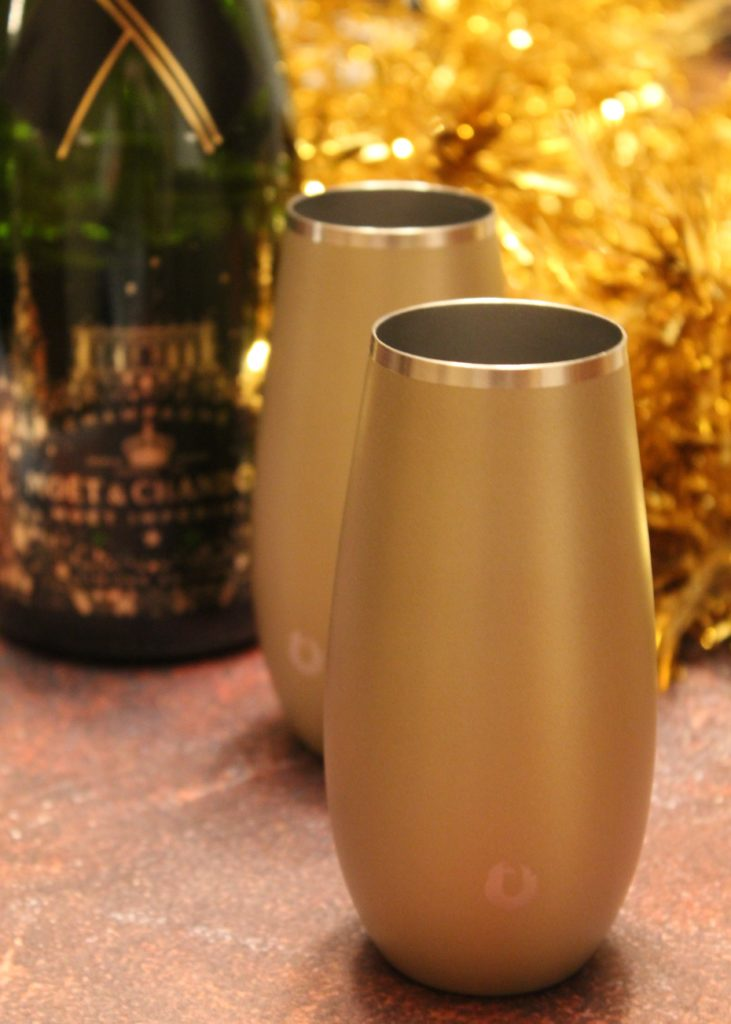 Ring in Your New Year's Celebration with Style