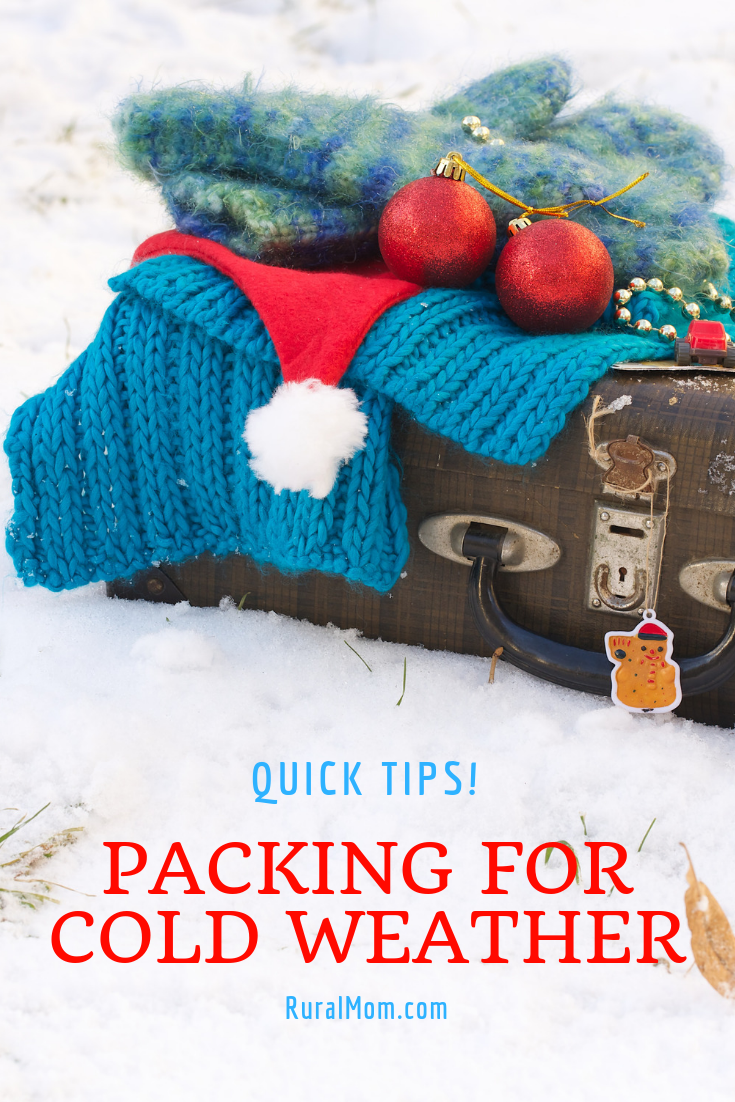 Quick Tips for Packing For Cold Weather