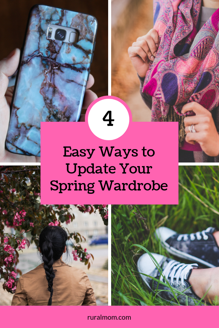 4 Easy Ways to Update Your Spring Wardrobe