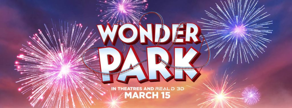 Are you ready for a wild ride? WONDER PARK hits theaters this Friday!