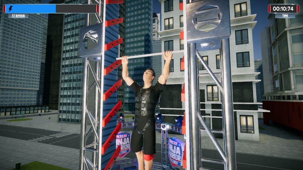 American Ninja Warrior Challenge Video Game