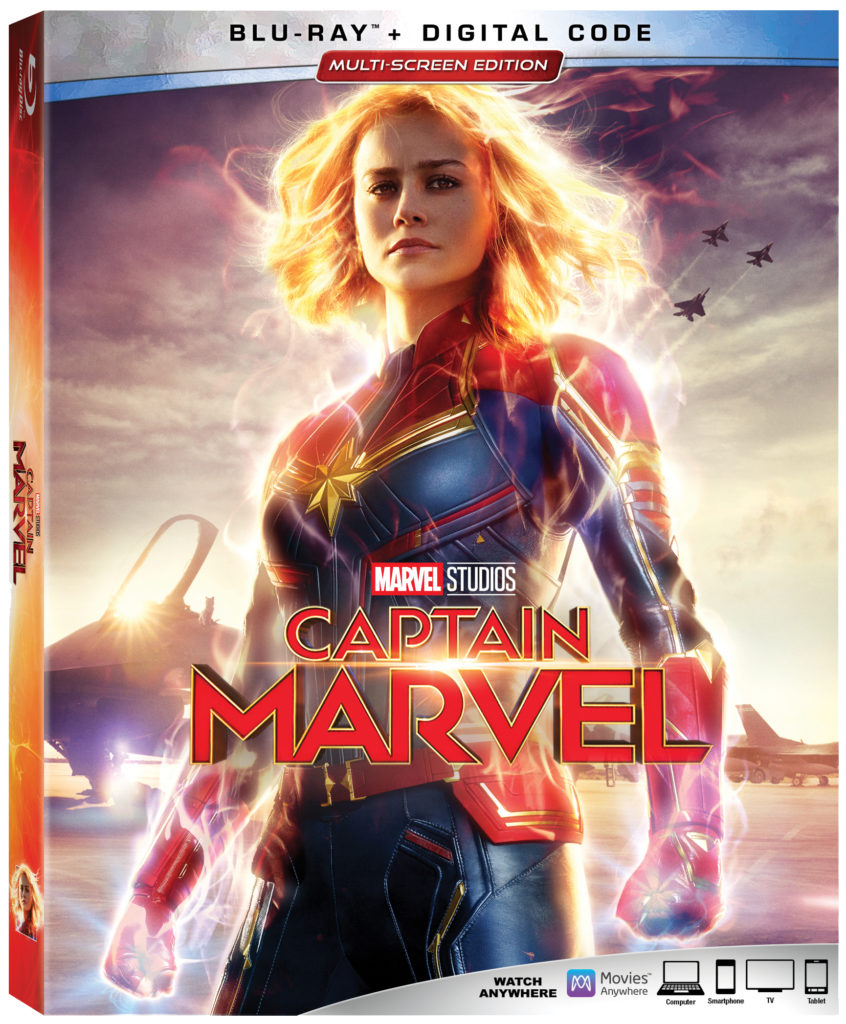 his weekend, have a CAPTAIN MARVEL Family Movie Night