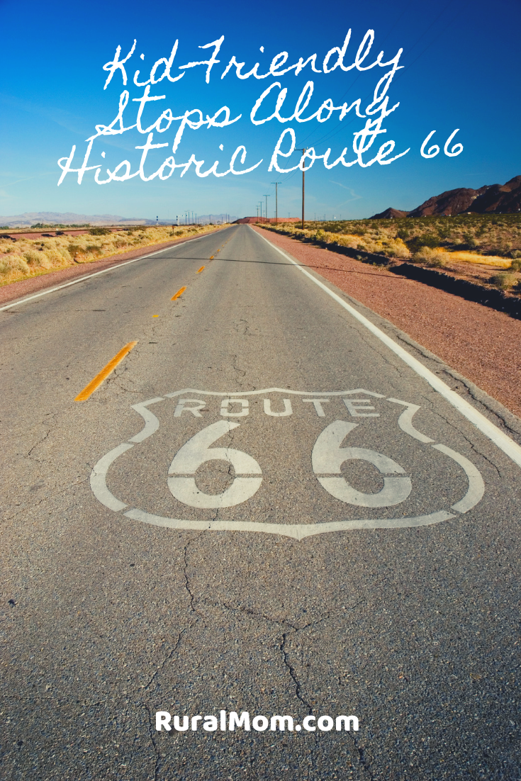 Kid-Friendly Stops Along Historic Route 66