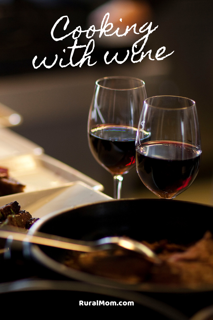 Cooking with Wine (It's Easier Than You Think!)
