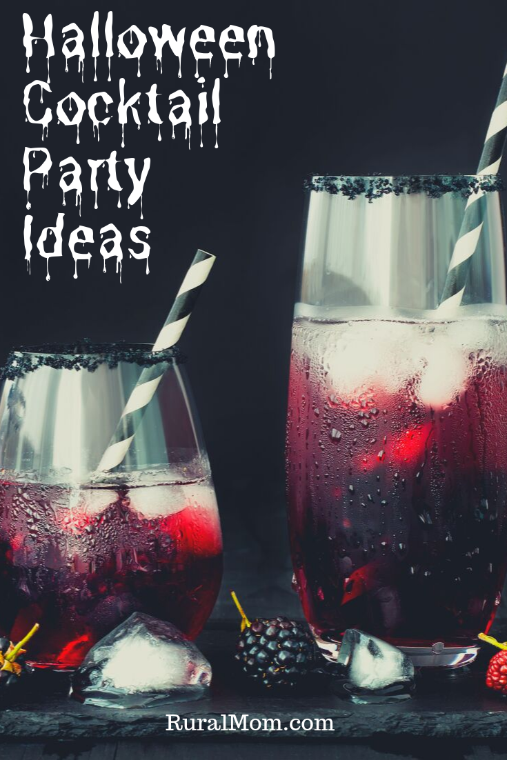 Halloween Cocktail Party Ideas