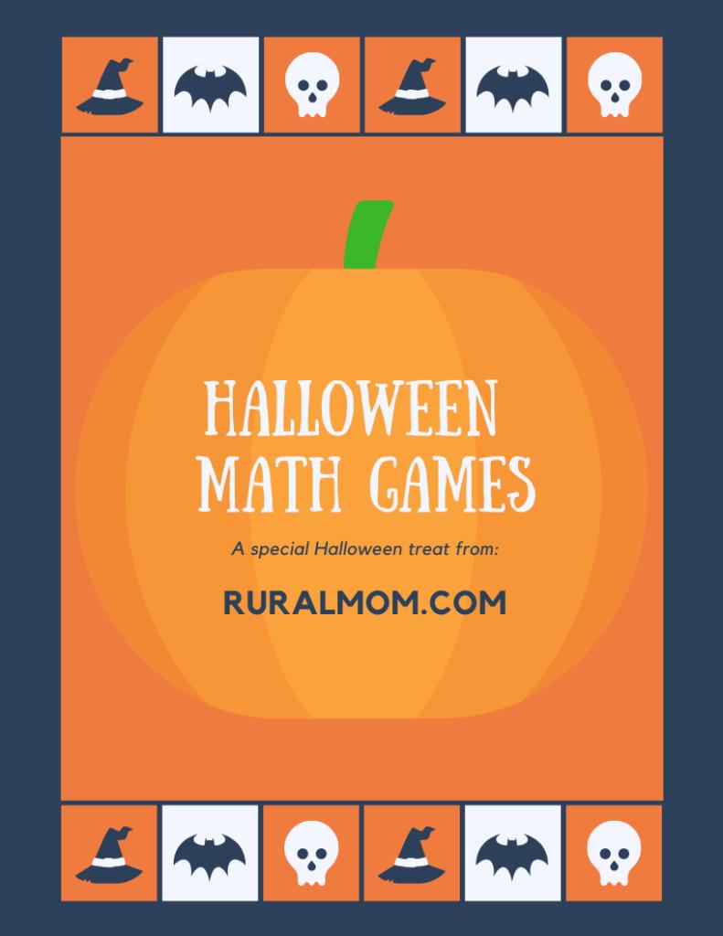 Fun Math Games for Halloween