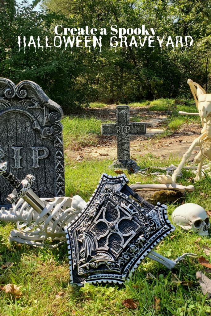 Create A Spooky Halloween Graveyard