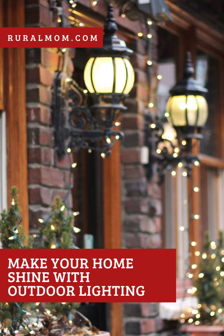 Make Your Home Shine with Outdoor Lighting