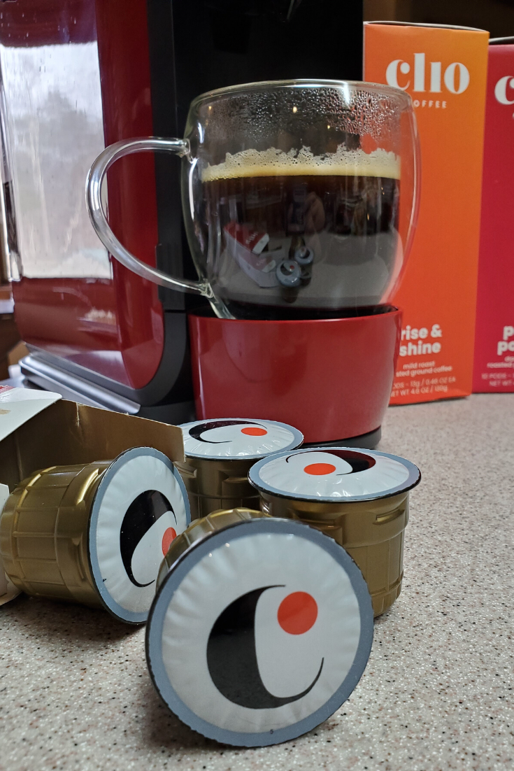 Italian café to your Kitchen with Clio Coffee
