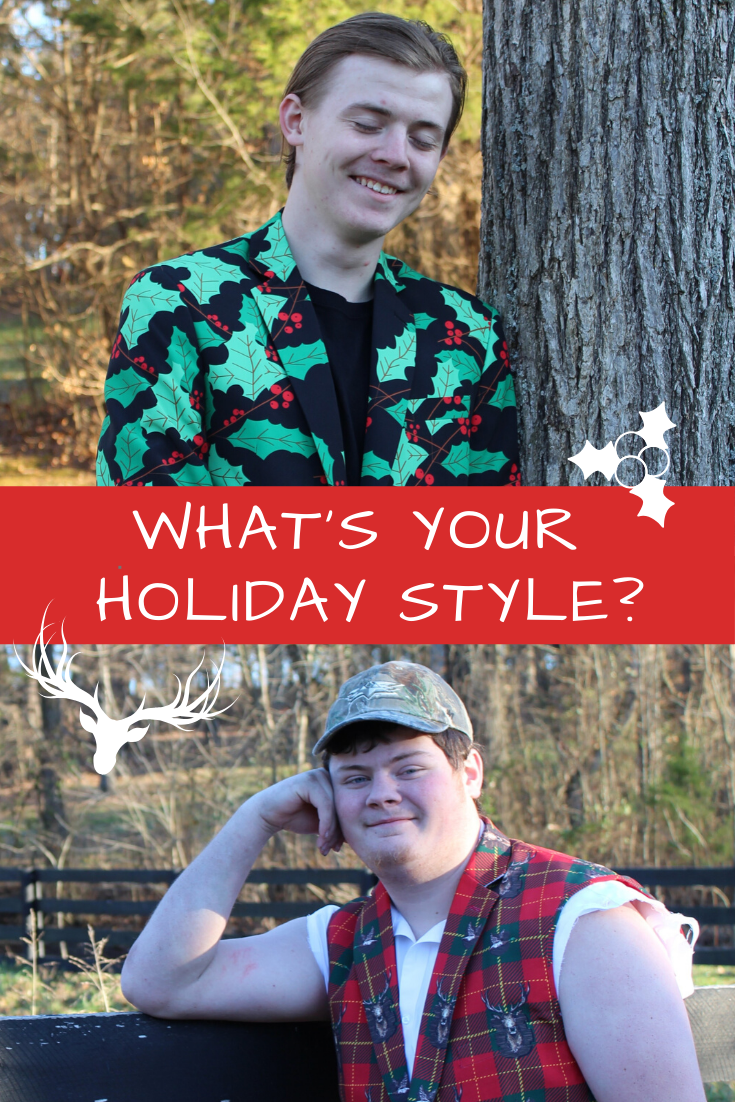 How Do You Express Your Holiday Style?
