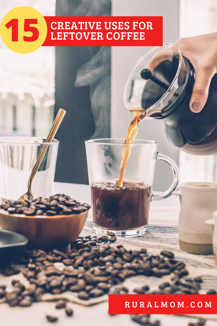 15 Creative Uses for Leftover Coffee