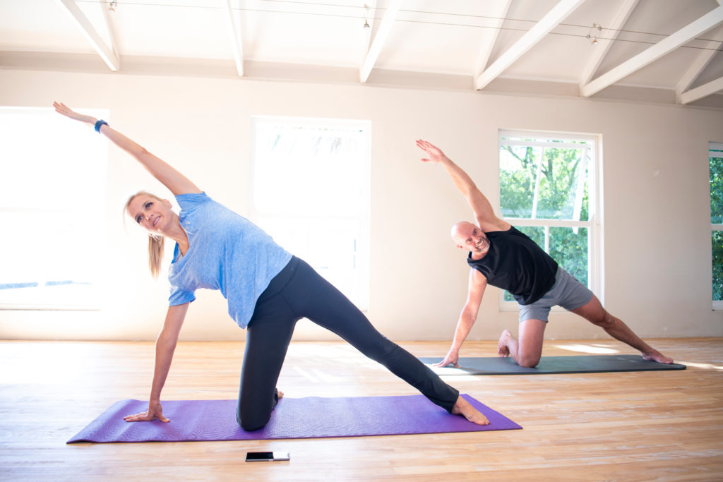 Survive and Thrive! Free online functional movement classes for mid-lifers!