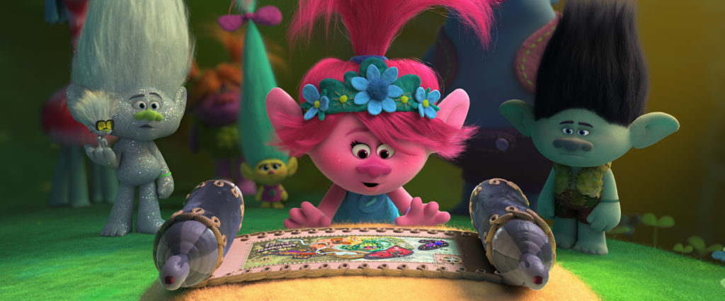 TROLLS WORLD TOUR Coloring Pages and Activities