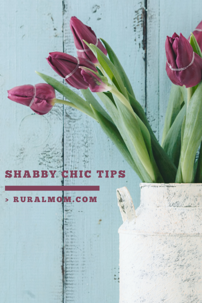 Shabby Chic: How To Give a House Personality