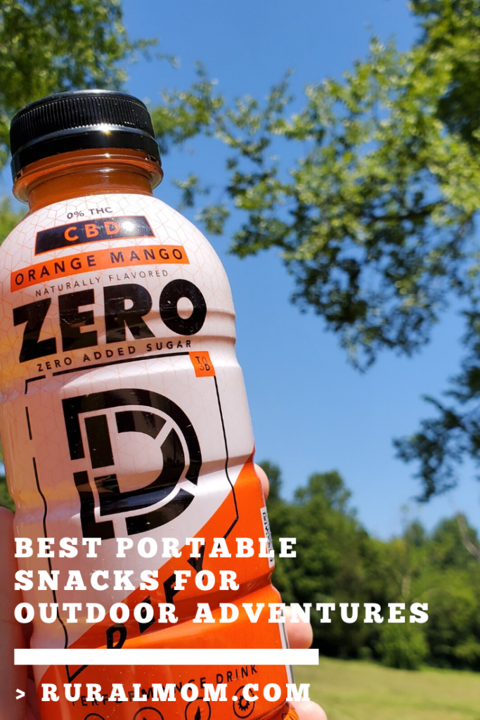 Best Portable Snacks for Outdoor Adventures